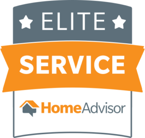Graphic of Home Advisor Elite Radon Mitigation Service Provider in Denver