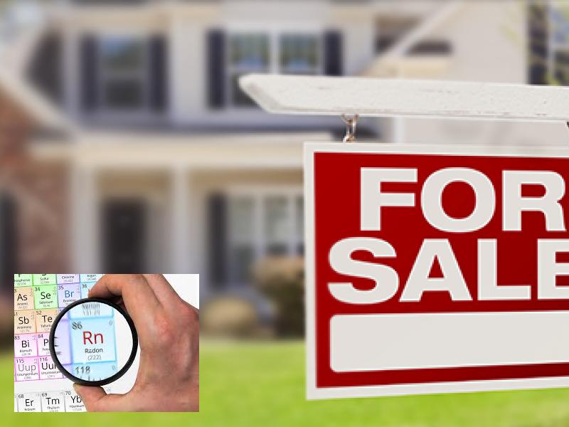 Radon Testing in Real Estate