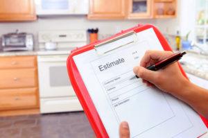 reputable radon mitigation contractor provides free estimate