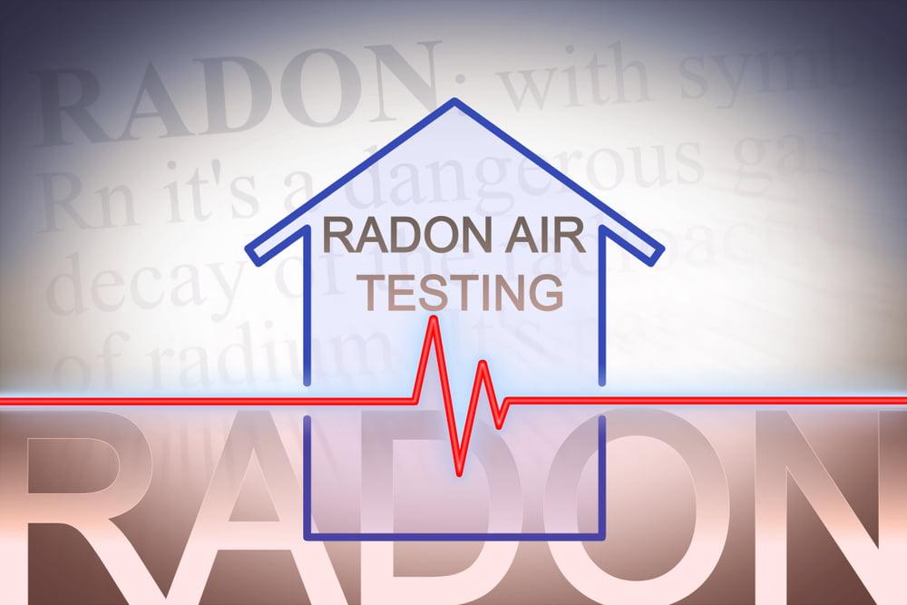 radon testing mitigation rental